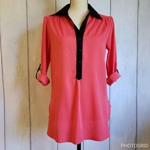 Truth Tunic with Contrast Details